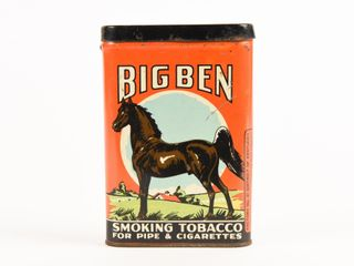 BIG BEN SMOKING TOBACCO POCKET POUCH