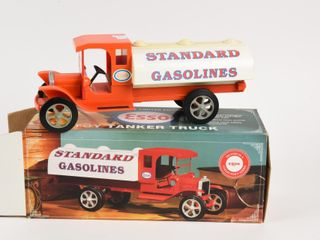 ESSO EXXON lIMITED EDITION TOY TANKER TRUCK  BOX