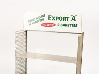 TAKE HOME A CARTON  EXPORT  A  CIGARETTE STAND