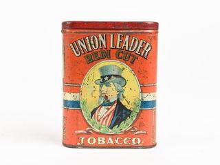 UNION lEADER REDI CUT TOBACCO POCKET POUCH