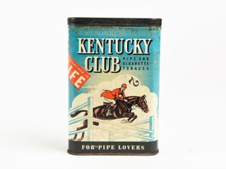 KENTUCKY ClUB FOR PIPE lOVERS POCKET POUCH