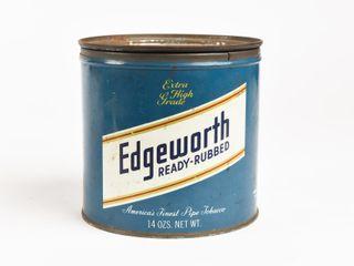 EDGEWORTH READY RUBBED 14 OZS  HAlF CAN