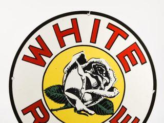 WHITE ROSE SSP 24  SIGN   REPRO
