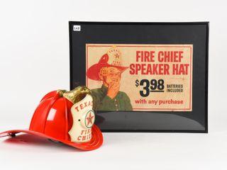 1950 S TEXACO FIRE CHIEF HElMUT   ADVERTISING