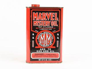 MARVEl MYSTERY OIl U S  QT  OIl CAN