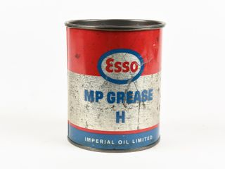 ESSO MP GREASE H ONE POUND CAN   SOME CONTENT