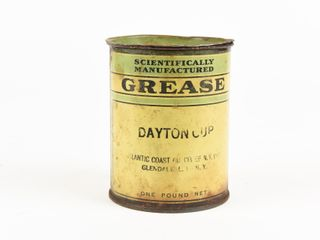 DAYTON CUP GREASE U S  ONE POUND CAN