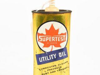 SUPERTEST UTIlITY OIl 4 OZ  OIlER