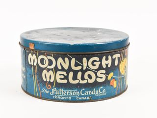 EARlY MOONlIGHT MEllOS CANDY TIN