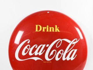 1956 DRINK COCA COlA SSP 48  BUTTON