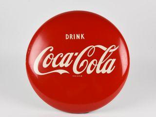 RARE DRINK COCA COlA SSP 16  BUTTON
