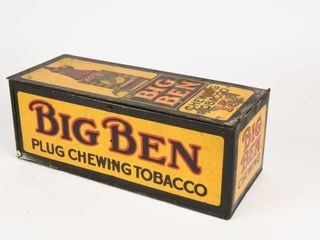 BIG BEN CHEWING TOBACCO 15 CENT COUNTER DISPlAY