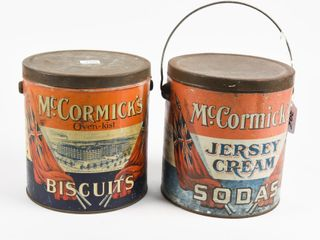 lOT 2 MCCORMICK S OVEN KIST BISCUITS lUNCH PAIlS