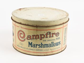 lOWNEY CAMPFIRE MARSHMAllOWS 5 lBS NET CAN