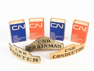 GROUPING OF CNR TAGS   MATCHES