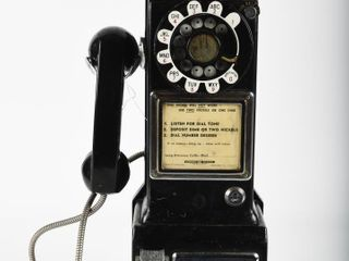 VINTAGE NORTHERN ElECTRIC PAY TElEPHONE