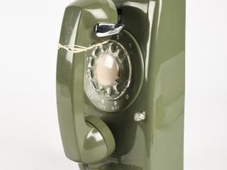 NORTHERN ElECTRIC ROTARY DIAl WAll TElEPHONE