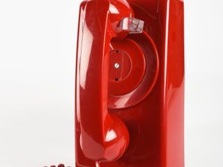 CORTElCO PlASTIC WAll TElEPHONE   NO ROTARY DIAl