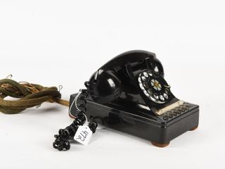 1956 NORTHERN ElECTRIC ROTARY DIAl TElEPHONE