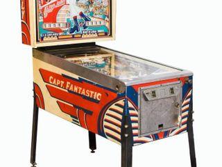 BAllY ElTON JOHN CAPT  FANTASTIC PINBAll MACHINE