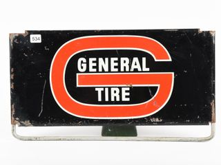 GENERAl TIRE METAl STAND