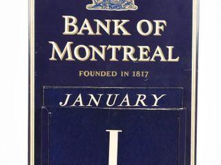 1959 BANK OF MONTREAl SST CAlENDAR