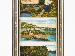 BlACK AMERICANA DARKEY S PRAYER FRAMED POST CARDS