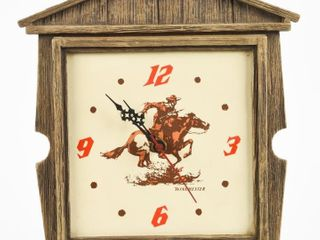 WINCHESTER BATTERY OPERATED ADV  ClOCK