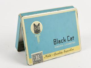 BlACK CAT CIGARETTES FlAT 50