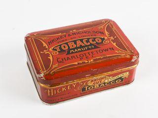 HICKEY S BRIGHT CUT SMOKING TOBACCO SMAll BOX