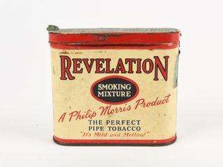 REVElATION SMOKING MIXTURE POCKET POUCH