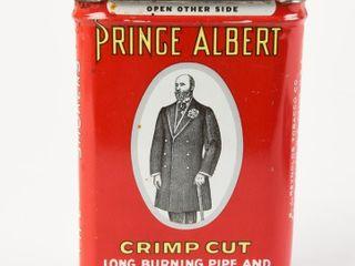 PRINCE AlBERT CRIMP CUT TOBACCO POCKET POUCH
