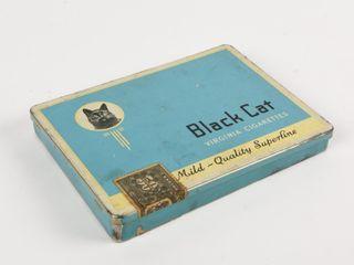 BlACK CAT CIGARETTE FlAT 50