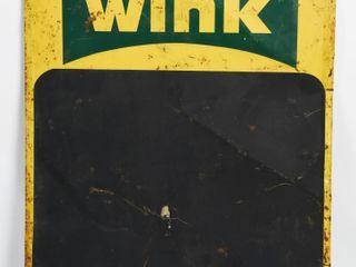 WINK EMBOSSED SST CHAlKBOARD