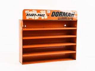 VINTAGE DORMAN READY PAKS WAll RACK