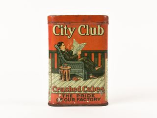 CITY ClUB CRUSHED CUBES TOBACCO POCKET POUCH