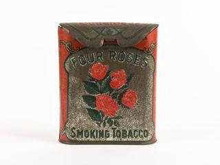 RARE FOUR ROSES SMOKING TOBACCO POCKET POUCH