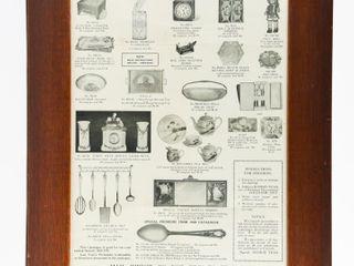 1931 RANKIN PREMIUM CATAlOGUE PAPER ADVERTISING