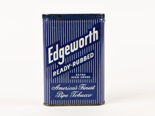 EDGEWORTH READY RUBBED TOBACCO POCKET POUCH