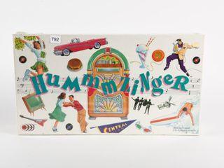 1989 HUMMMZINGER BOARD GAME  BOX   NOS