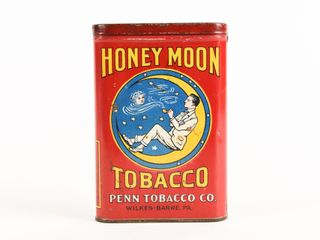 HONEY MOON DOUBlE CUT TOBACCO POCKET POUCH