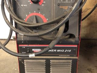 LIVE AUCTION- Equipment, Tools, IH Cub Cadet, Power Wheel Chair