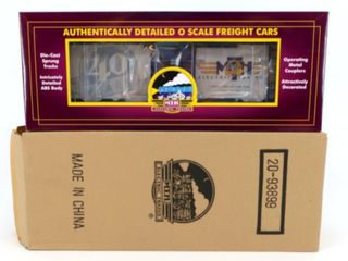 Weds May 19th - 9th MTH Warehouse Auction - O Scale/Gauge, Accessories, & More