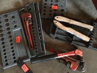 Tool holders and tools