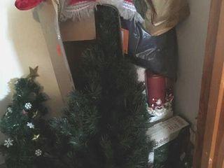 Closet full of Christmas
