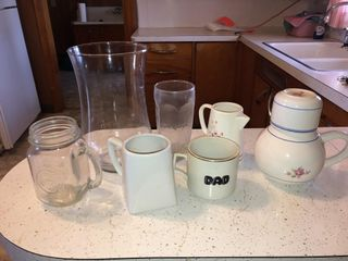 Drinking jar   coffee mugs