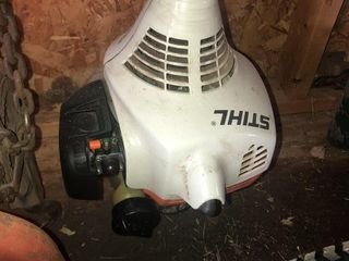 Stihl gas string trimmer