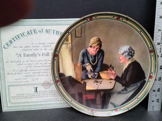 A Families Full Measure # 16730 I Norman Rockwell