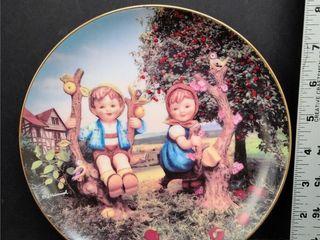 Apple Tree Boy & Girl # YC4961