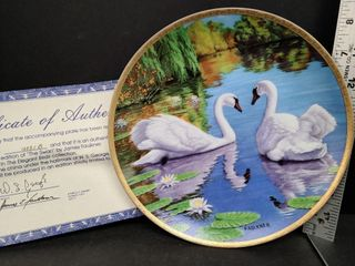 The Swan # 12831B James Faulkner